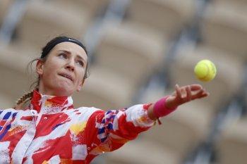 Mantan petenis nomor satu dunia Azarenka bertemu Anna Karolina di babak kedua French Open