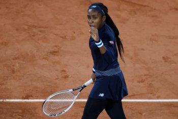 Coco Gauff tumbangkan unggulan kesembilan Johanna Konta di Grand Slam
