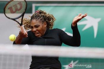French Open: Serena atasi rekan senegara di babak pertama