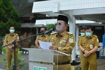 Kota Jambi ketatkan penerapan protokol kesehatan