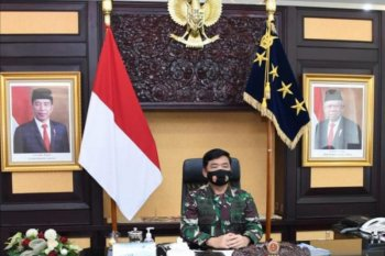 Panglima TNI mutasi 47 perwira tinggi TNI
