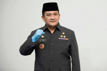 Dedi Supandi, Pjs Wali Kota Depok siapkan lima program kerja