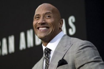 "Dwayne ""The Rock"" Johnson dukung Joe Biden untuk pemilihan presiden AS"
