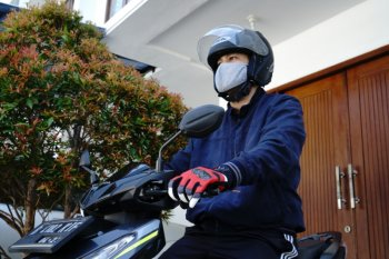 Potensi bahaya di jalan hantui pengendara roda dua