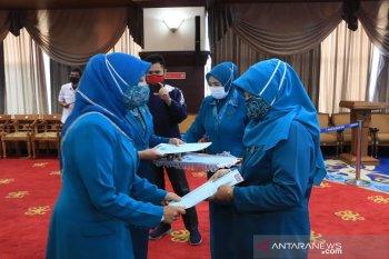 Norbaiti serahkan SK Pjs Ketua TP-PKK kabupaten dan kota