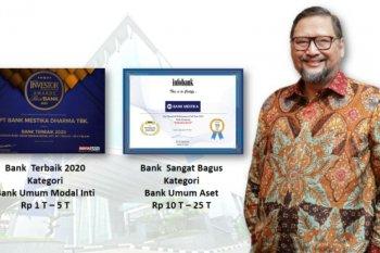 Bank Mestika kembali raih penghargaan