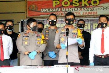 Perampok toko emas diringkus setelah tujuh tahun berstatus DPO