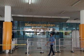 Pergerakan penumpang di Bandara Jambi menurun