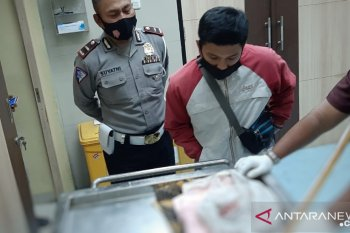 Polisi temukan jasad janin bayi korban aborsi