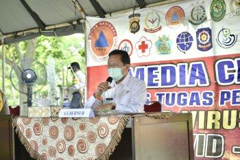 PJs gubernur: penanganan COVID-19 harus ditingkatkan