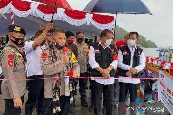 Kampung tangguh perikanan Desa Nusaniwe Ambon diluncurkan