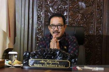 Wagub jelaskan kesiapan pariwisata Bali ke anggota Bhayangkari