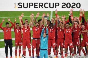 Taklukkan Dortmund 3-2, Bayern berhak Piala Super Jerman