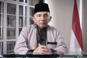Partai Ummat, partai baru Amien Rais