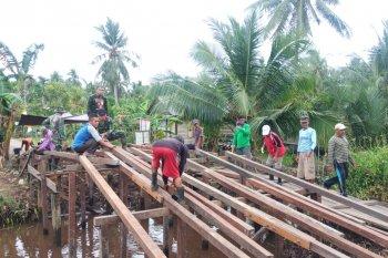 TMMD wujudkan nyata  bhakti  TNI membangun desa kepada rakyat