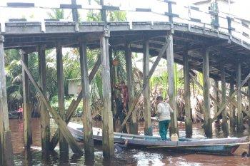 Di luar target, TMMD berikan tambahan kekuatan tiang jembatan