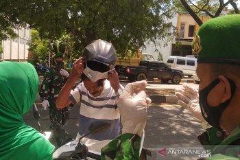 Kodam Iskandar Muda gencarkan kampanye pemakaian masker
