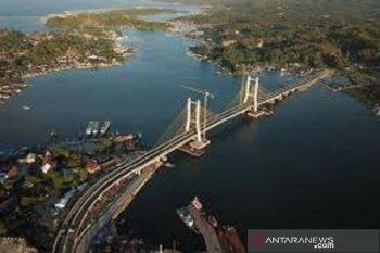 Presiden: Jembatan Teluk Kendari tingkatkan konektivitas warga