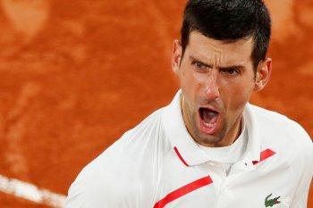 Novak Djokovic mundur dari Paris Masters 2020