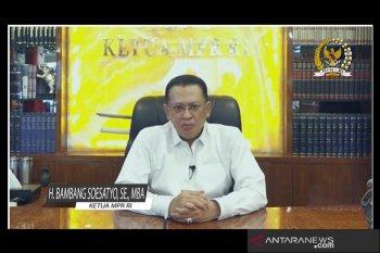 Ketua MPR Bambang Soesatyo  dorong kaum milenial majukan pertanian