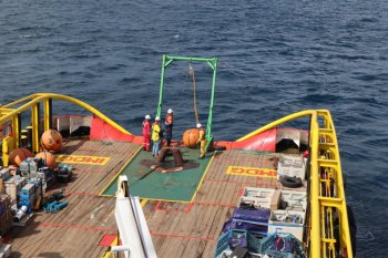 SKK Migas-INPEX tuntaskan metocean service visit di Proyek LNG Masela