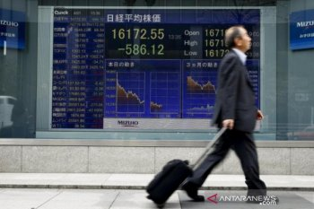 Saham Tokyo dibuka lebih rendah di tengah kekhawatiran stimulus Amerika Serikat