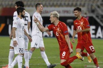 Hasil imbang hiasi dua pertandingan  Divisi C Grup 2 Nations League