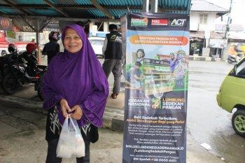 ACT Maluku berbagi pangan gratis peringati Hari Pangan Sedunia di Ambon