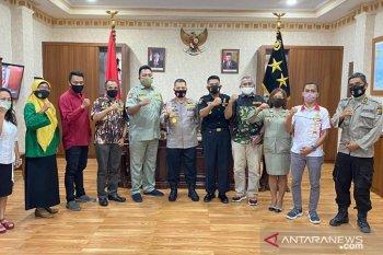 Sejumlah OKP dukung Polda Maluku jaga situasi kamtibmas