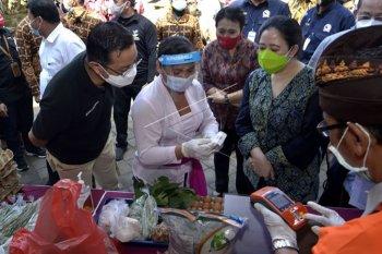 Penyaluran bantuan pangan non tunai