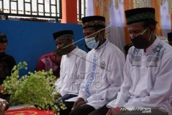 Nikah massal muslim asli Papua