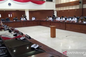 Komisi III DPRD Maluku bahas kerusakan infrastruktur akibat bencana alam