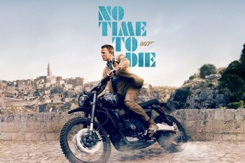 """No Time To Die"" habiskan 8.400 galon Coca-Cola untuk aksi sepeda motor"