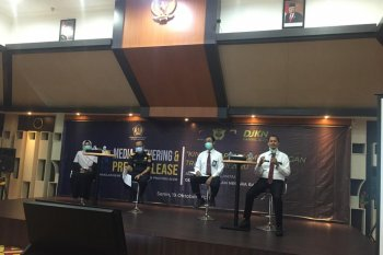 DJP Aceh: Realisasi pajak Aceh hingga triwulan III capai 57 persen