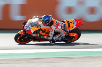 MotoGP: Marquez temukan kekuatannya setelah kemas dua podium untuk Honda
