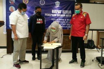 Perguruan tinggi di Aceh kembangkan olahraga skuas