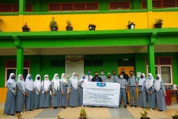 Tim pengabdian Fakultas Hukum Unja gelar penyuluhan bebas asap rokok bagi pelajar Sungai Penuh