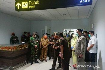 Kejati Kalbar buka Posko perwakilan Kejaksaan di Bandara Supadio