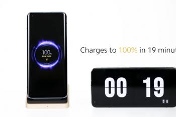 Xiaomi umumkan pengisian daya nirkabel 80W