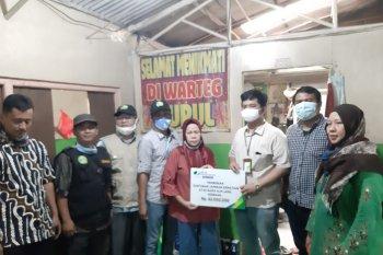 BPJAMSOSTEK Tangerang serahkan santunan ahli waris wnggota kowantara