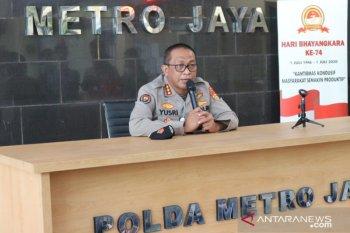 Polda Metro buru aktor intelektual penggerak pelajar rusuh saat aksi tolak UU Ciptaker
