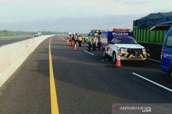 Empat orang tewas dalam kecelakaan di Tol Palembang-Kayuagung