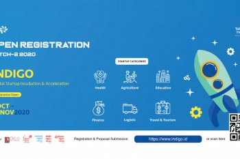 Telkom membuka kembali program inkubasi startup digital