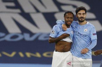 """Liga Champions - Gundogan:  Man City sedang alami """"masa sulit"""" meski kalahkan Porto"""