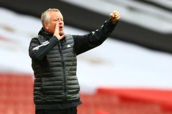 Chris Wilder: Krisis cedera Sheffield lebih parah ketimbang Liverpool tanpa van Dijk