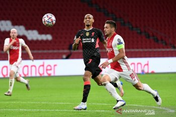 Liga Champions - Klopp: Sapuan penting Fabinho cermin kerja keras Liverpool