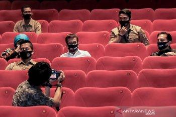 Menparekraf imbau pengelola bioskop agar ketat terapkan protokol kesehatan