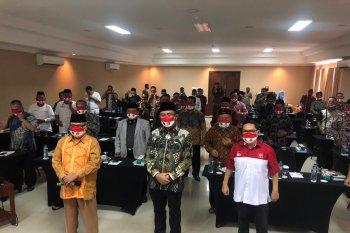 Wagub Banten Andika Hazrumy minta FKUB sosialisasikan protokol kesehatan