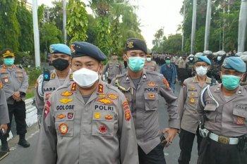 """Polda Bali usut oknum yang sebarkan brosur """"penjarahan"""" unjuk rasa"""