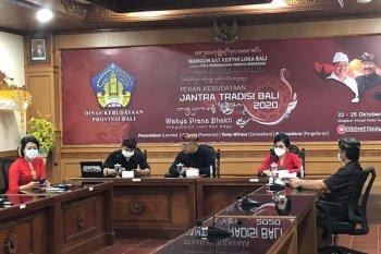 Temu wirasa semarakkan rangkaian Jantra Tradisi Bali 2020